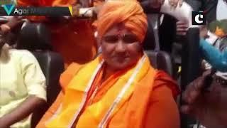 Nathuram Godse was a 'deshbhakt': Pragya Singh Thakur