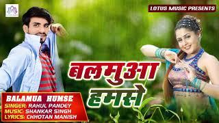 बलमुआ हमसे - Balamua Humse   Rahul Pandey -   Bhojpuri Song