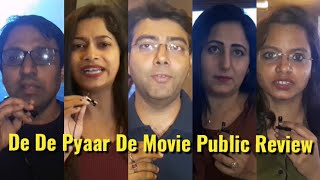 De De Pyaar Movie - PUBLIC REVIEW - Ajay Devgn, Tabu & Rakul Preet Singh