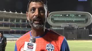 Rajkot  Sorath Lions Win By wicket In Rajkot Cricket Match      ABTAK MEDIA