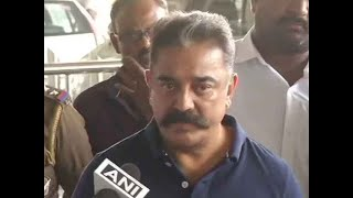 Not afraid of being arrested: Kamal Haasan on protest over his Godse remark