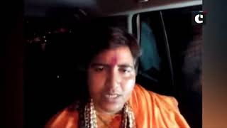 Sadhvi Pragya apologises on 'Godse is patriot' remark, says statement was 'twisted'