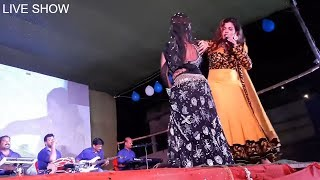 NISHA DUBEY Rocking stage show in darbhanga :ओठलाली से रोटी : SUPER HIT SHOW NISHA DUBE 2018