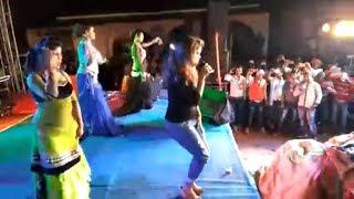 Live Dance - Nisha Dubey Dance - सखी के भतार - Sakhi Ke Bhatar