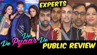 De De Pyaar De PUBLIC REVIEW | Media Show | Ajay Devgn, Tabu, Rakul Preet Singh