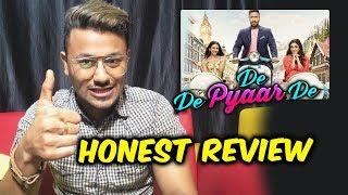 De De Pyaar De HONEST REVIEW | FULL MOVIE | Ajay Devgn, Tabu, Rakul Preet Singh | SUPER-HIT