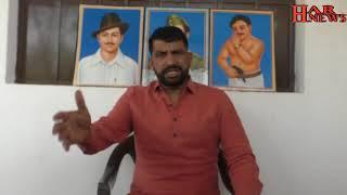 जयहिंद ने कहा है कि अमित शाह जहां भी जाते है वहां वे दंगे करवाते है