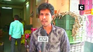 'King of Fruits' mangoes hit the market in Karnataka's Shivamogga