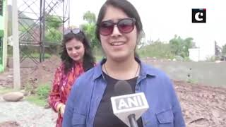 Girls from far flung areas gather in large number to get driving license in J&K's Rajouri