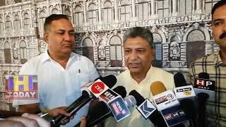17 MAY N 8 Bilaspur Sadar MLA Subhash Thakur said Sidhu is neither a leader nor an artist