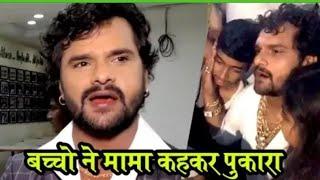#khesari lal ने किया अपना #वादा पूरा।Khesari lal का ये Video जरूर देखिये।Khesari lal yadav New video
