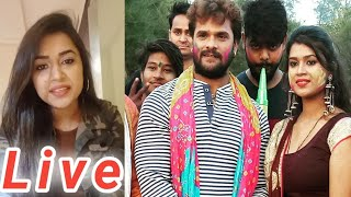 Dimple Singh से कीजिये Live बातें।Dimple Singh Live Video।Dimple Singh New Video।