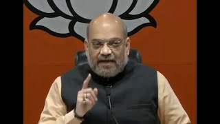 BJP considers elections a festival of democracy: Amit Shah