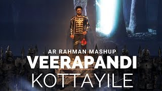 VEERAPANDI KOTTAYILE | VEERA BOBBILI |  Abhijith.P.S.Nair | AR Rahman | Violin Instrumental