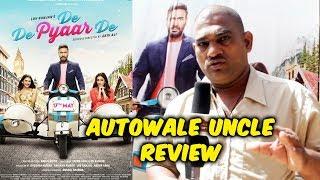 De De Pyaar De Review By Autowale Uncle | Ajay Devgn, Tabu, Rakul Preet Singh