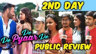 De De Pyaar De Public Review | DAY  2 (Saturday) | Ajay Devgn, Tabu, Rakul Preet Singh