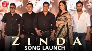 Zinda Song Launch Bharat | Salman Khan  Katrina Kaif - UNCUT