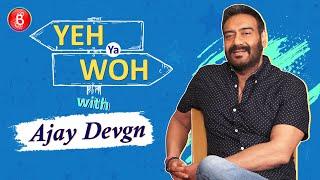 Yeh Ya Woh Ajay Devgn Finally CHOOSES Between Singham 3' & 'Golmaal 5'