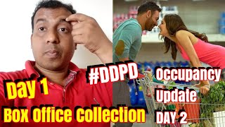 De De Pyaar De Collection Day 1 With Occupancy Update Day 2