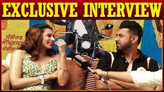 Exclusive Interview : Chandigarh Amritsar Chandigarh l Gippy Grewal l Sargun Mehta l Dainik Savera
