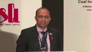 Welcome & Presidential Address by CMA Amit Anand Apte, President of the Institute