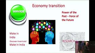 Speaker 2 :  Dr Arvind Anant Natu, Faculty - IISER, Pune