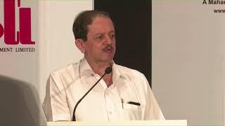 Dr. Deepak J. Tilak, Vice-Chancellor of Tilak Maharashtra Vidyapeeth