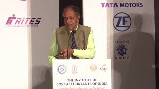 Infrastructure Power - CMA D C Arya : Past Chairman, NIRC of the ICAI