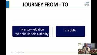 Valuation - CMA Rammohan Bhave : Chief Excecutive Officer, Consult IFRS