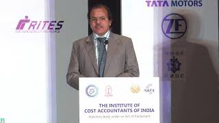 Banking and Insurance - CMA M.  Narendra - Ex-Chairman, Indian Overseas Bank