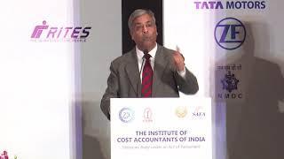 Speaker 4 - CMA Dr S. K. Gupta, MD & CEO, IPA of the Institute of Cost Accountants of India