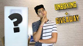 Unboxing A Surprise - GIVEAWAY ALERT
