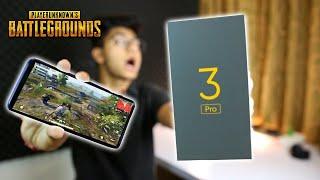 क्या Realme 3pro यह सह पाएगा?? PUBG Test In Realme 3 pro
