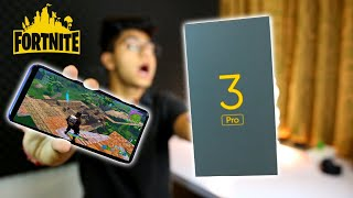 [HINDI] Fortnite gameplay in Realme 3 pro I How to download Fortnite in any Android phone ????