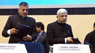 Ashok Lavasa letter: CEC Sunil Arora denies rifts over Model Code of Conduct