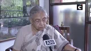 People did not like CM Kejriwal's governance model in Delhi: Sheila Dikshit