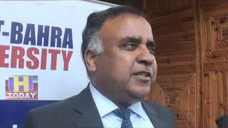 18 MAY N 10 end SK Bansal said that Rant Bahra University became a leading educational center