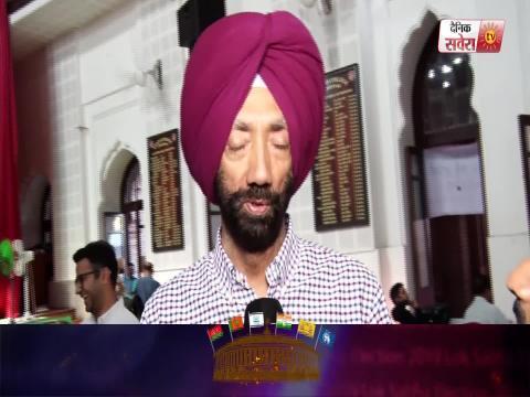 Exclusive Video Interview: Amritsar प्रशासन ने Election  मद्देनजर किये पुख्ता प्रबंध