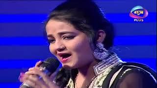 बारी रे उमरिया में भईनी - Ishrat_Jahan Live Performance Bhojpuri  || Surveer Mahua Plus Tv Show