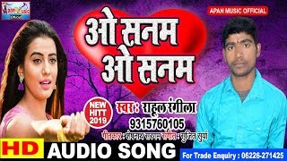 राहुल रंगीला का दर्द भरा गाना || Ao Sanam O Sanam || Rahul Rangila ||