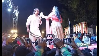 आ गया Pawan Singh का स्पेशल New Stage Show - 2018 New Navaratri Stage Program