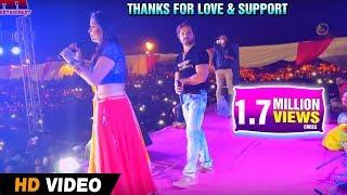 आलम राज के स्टेज शो में  खेसारी लाल यादव की धमाकेदार एंट्री  Khesari Lal Yadav   Nw Live Show 2018
