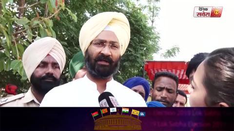 Voting In Punjab: Parminder Dhindsa को अपने Father Sukhdev Dhindsa की खली कमी