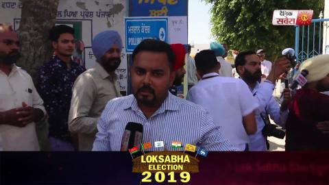 Voting In Punjab : Sukhbir Badal ने Village Badal में डाला Vote
