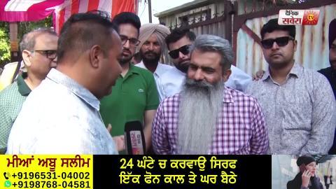 Voting In Punjab : Minister Ashu बोले Sunny Deol नहीं Politics के Jakhar हैं Star