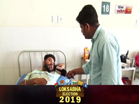 Voting In Punjab : Sunny Deol और Sunil Jakhar के समर्थकों में Fight, कई Injured