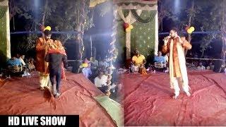 बानी सासु जी  के पहरा में   - Rakesh Mishra - का नवरात्र स्पेशल Live Show 2018