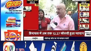 #LokSabhaElections2019 : ANUPAM KHER ने CONGRESS पर साधा निशाना