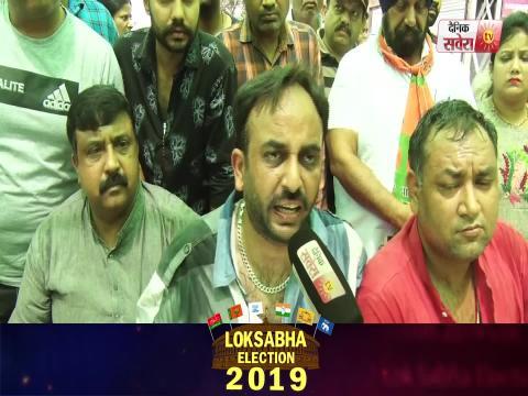 Voting in Punjab : Ludhiana में भिड़े Congress और BJP workers में Fight, देखें तस्वीरें