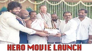 Vijay Deverakonda Hero Movie Launch | Malavika Mohanan | Anand Annamalai